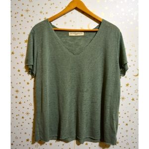 Project Social T x Urban Outfitters Green Tee XS